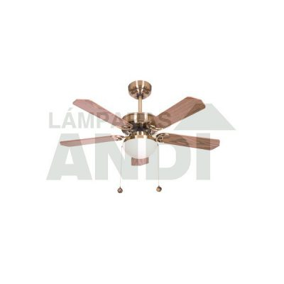 VENTILADOR DE LED HERACLES